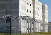 Mid-State Correctional Facility, Fort Dix Army Base, NJ