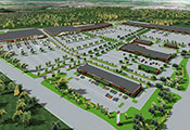 Mill Creek Mall Photovoltaic Design, Sports Authority & T.J. Maxx, Secaucus, NJ